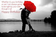 50 Birthday Wishes for Your Boyfriend | herinterest.com