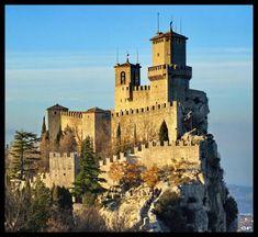 San Marino CA | Le tante roccaforti della Valle del Conca, dal 1300 luoghi di lite e ...