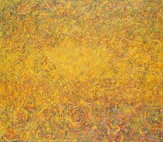 """Beauford Delaney. Composition 16. 1954-56. Oil on canvas. 31 1/2 x 37"""" (80 x 94 cm). Committee on Painting and Sculpture Funds. 1178.2012. © 2017 Estate of Beauford Delaney, by permission of Derek L. Spratley, Esquire, Court Appointed Administrator.. Painting and Sculpture"""