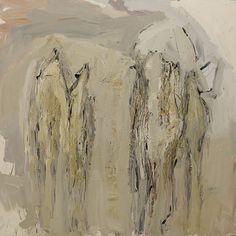 Ten minutes to twelve.|Oil on canvas. 140cm x 140cm|http://olasoluis.com/wp-content/uploads/2015/12/Diez-minutos-para-las-doce-grande.jpg