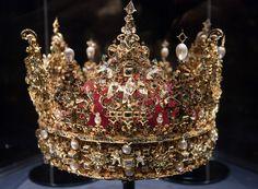 The Danish crown jewels