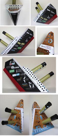 infografia de titanic. Verona, Titanic, Personalized Items, Crates