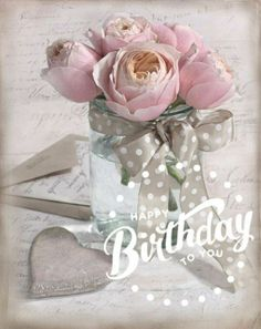 happy birthday wishes / happy birthday wishes Funny Happy Birthday Greetings, Happy Birthday Wishes Cards, Happy Birthday Flower, Birthday Blessings, Happy Birthday Pictures, Happy Birthdays, 21 Birthday, Happy Wishes, Daughter Birthday