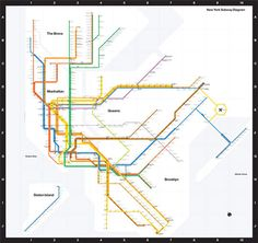 The designer of the New York subway map. Massimo And Lella Vignelli: Designs That Will Outlive Mankind