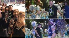 Diego Maradona, a pura fiesta en el Carnaval de Corrientes El Diez viajó con sus hermanas y una sobrina para cumplir una promesa que le habían hecho a sus padres. ¡MIRÁ LA FOTOGALERÍA! Fuente ... http://sientemendoza.com/2017/02/27/diego-maradona-a-pura-fiesta-en-el-carnaval-de-corrientes/