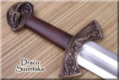 Bronze Sculpture Custom Sword Parts by Fable Blades and Jeffrey J ...