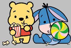 Pooh & Eeyore