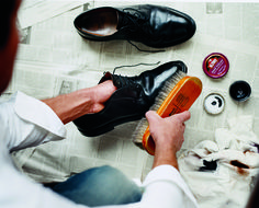 How to: Polish Your Shoes - The Quick, Easy, No-Fuss Way