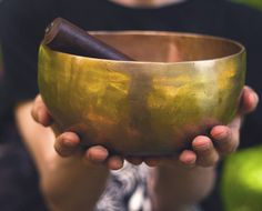 On Singing Bowls   Sound Bathing: Is Music Therapy Legit? - The Chalkboard