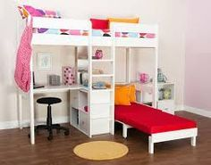 Scallywag High Sleeper Bed L Shape Bunk Made In Uk 16 Colour Options Indi S New Room Pinterest And Wood Composite
