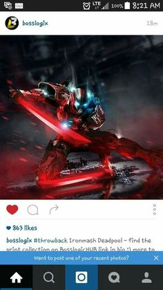 Ironman Deadpool