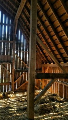 I miss having time to take these barns down! It was so much fun!!!