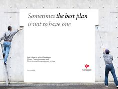 Sometimes THE BEST PLAN is not to have one #wendesatz
