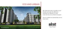 Providing the best for every aspect of life!  Log onto www.adroiturban.com or call 044 46-000-999