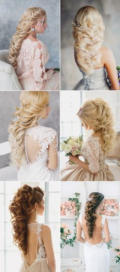 Why Do Most Brides Want Long Hair? 24 Jaw Dropping Long Hairstyles To Show You…