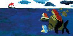 El canto de Orfeo cautivaba a flores, animales, ninfas o fornidos guerreros. Casi tanto como las ilustraciones de Ana Pez en 'Orfeo y Eurídice', adaptación de Ricardo Gómez para la colección Mitos Clásicos de Edelvives.