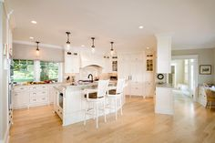 The Beech House - traditional - kitchen - boston - Windover Construction