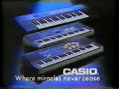 CASIO - Where miracles never cease