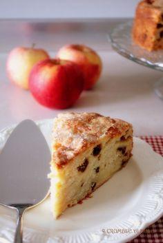 ricotta and apple cake