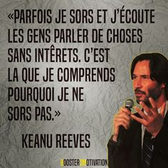 Ideas Motivational Quotes For Success Never Give Up Entrepreneur Life Quotes Love, Love Life, Quote Citation, French Quotes, Look Vintage, Motivational Quotes For Success, Positive Mind, Keanu Reeves, Some Words