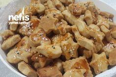 Tuzlu Bisküvi Tarifi Cauliflower, Meat, Vegetables, Hat Patterns, Food, Recipes, Bakken, Cauliflowers, Essen