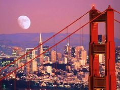 San Francisco is one of my favorite places.  After having lived nearby for over a year, it never got old...