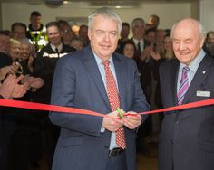 Wales 1st Minister, Carwyn Jones, opening the 1st #Emmaus Welsh Community in Bridgend.