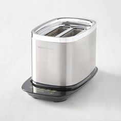 Williams-Sonoma Signature Touch Toaster, Designed by Phil Rose and Mihai Hogea. Electrical Appliances, Small Appliances, Kitchen Appliances, Form Design, Shape Design, Cooking Utensils, Kitchen Utensils, Medical Design, Interior Sketch