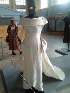Abiti storici - Alcuni abiti bianchi e storici realizzati dalle ...