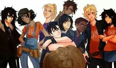 I thought Genderbent Thalia was just the punk version of Percy. Hahah XD