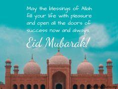 Eid Status, Captions & Messages - Eid Mubarak Wishes In English Eid Status, Eid Mubarak Status, Eid Mubarak Messages, Eid Mubarak Quotes, Eid Quotes, Eid Mubarak Images, Mubarak Ramadan, Eid Greetings Quotes, Eid Wishes Quote