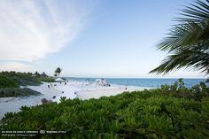 A Destination Beach Wedding At Banyan Tree Mayakoba in Playa del Carmen, Mexico