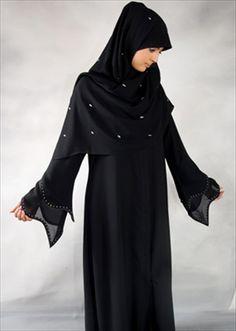 Stylish Hijab Abaya Dress.