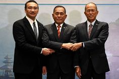 Indonesia, Malaysia and the Philippines agreed to allow each other's maritime forces to pursue suspected criminals into their waters, in a bid to stem a surge of hostage-takings by Islamic militants....Indonesian President Joko Widodo proposed joint patrols in late April after a surge in piracy and kidnappings of local seafarers and Westerners by the Abu Sayyaf militant group, which claims ties to Islamic State and is notorious for taking hostages for ransom and occasionally executing them…