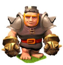 Image result... Clash Of Clans Level 4 Giants