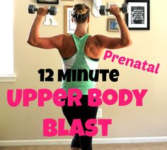 The way Ashley pairs these 3 super sets is crazy good to tone up and lean out your arms! 12 minutes for serious burn and results!