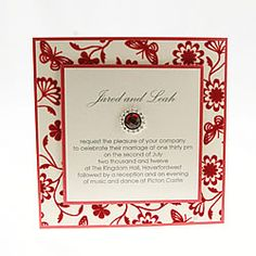 The best website in the UK for beautiful paper and wedding embellishments. Wish I had found it earlier.