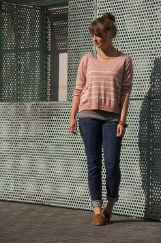lovely casual outfit!