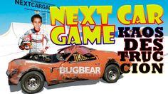 EL RETO DE LA BOTELLA - NEXT CAR GAME 2.0