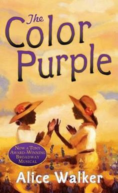 The Color Purple- The lives of two sisters--Nettie, a missionary in Africa, and Celie, a Southern woman married to a man she hates--are revealed in a series of letters exchanged over thirty years.