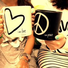 http://peaceloveworld.com/index.php/  I want these coffee mugs! #PeaceLoveWorld