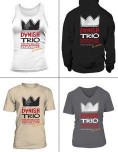 T-shirt Danish Trio Ten Collection