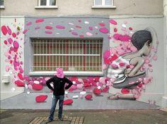 Le prodige du Street Art Parisien