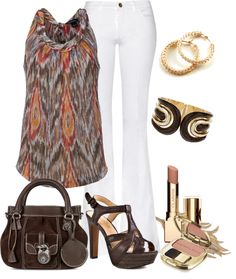 """""""All Dressed Up"""" by damussel on Polyvore"""