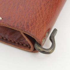Leather Wallet with Coin Pouch 3