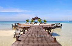 Kapalai Island Resort in Sabah | Malaysia Asia