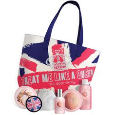 The Body Shop Queen for a Day limited edition tote | Mother's Day gift idea