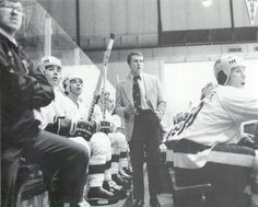 Herb Brooks coached the Minnesota Gophers Hockey team from 1972 till 1979