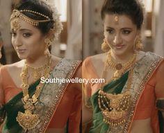 trisha krishnan nac jewellery ad