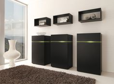 Amsterdam Combination-11342 Modern Base Cabinets by Creative Furniture